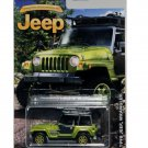 Matchbox 2016.  1998 Jeep Wrangler. Limited Edition Series.