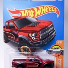 Hot Wheels 2017 HW Hot Trucks '17 Ford F-150 Raptor 10/365, Red