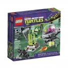 LEGO Ninja Turtles Kraang Lab Escape 79100 (New with moderate box wear)