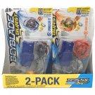 Beyblade Burst 2 Pack. Doomscizor D2 & Roktavor R2