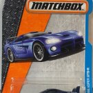 Matchbox 2017 MBX Adventure City Dodge Viper GTS-R 27/125, Dark Blue