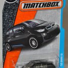 Matchbox 2017 MBX Adventure City '15 BMW i3 5/125, Black
