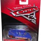 Disney Cars 3 Fabulous Hudson Hornet Dirt Track diecast vehicle