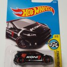 Hot Wheels 2017 HW Speed Graphics Ford Focus RS 176/365, Black