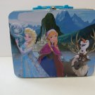 Frozen -  Anna and Elsa Embossed Tin Carry All