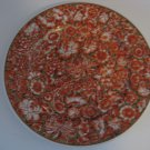 Vintage Hand Painted Decorative Porcelain Plate