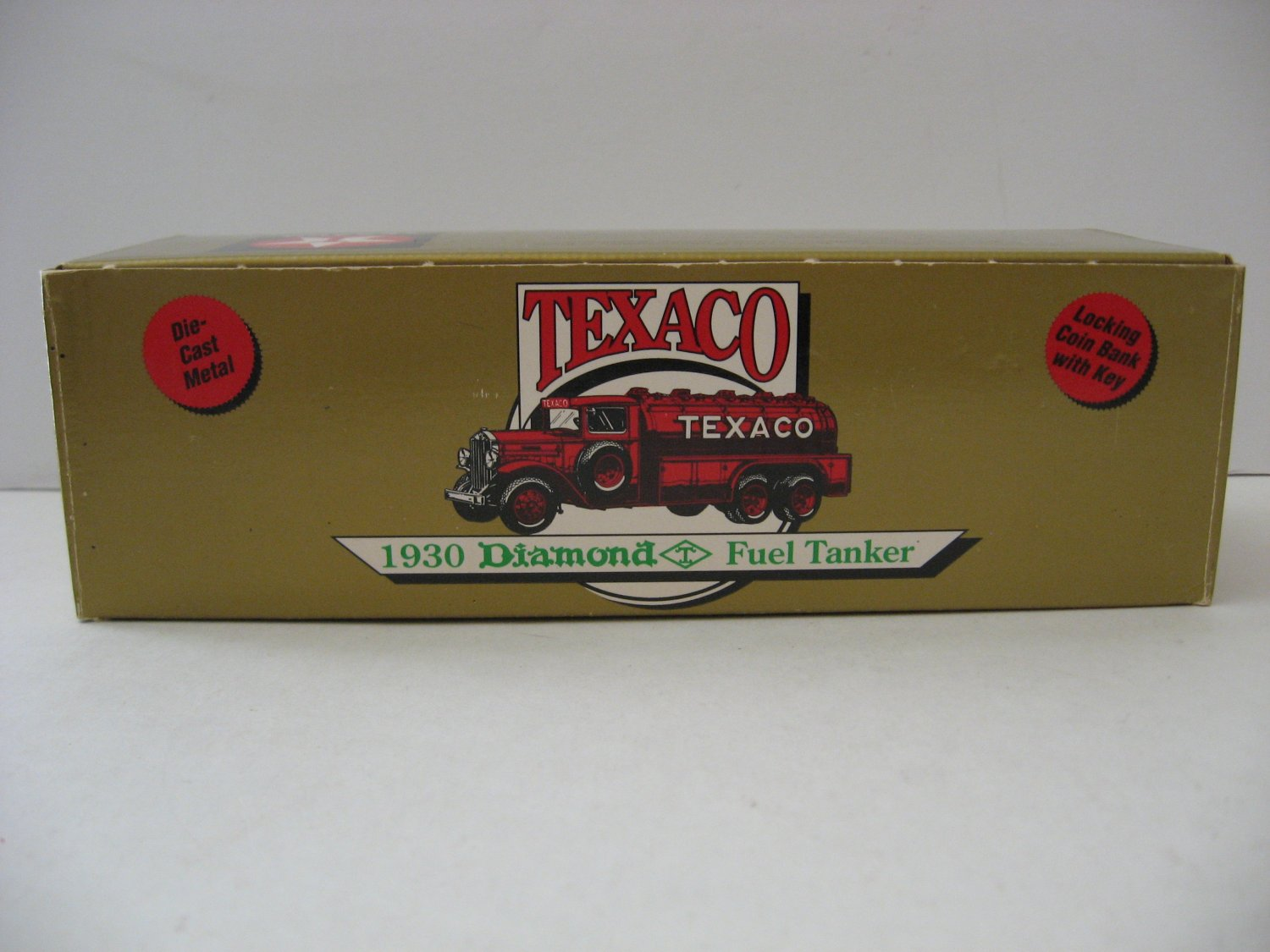 Texaco 1930 Diamond Fuel Tanker