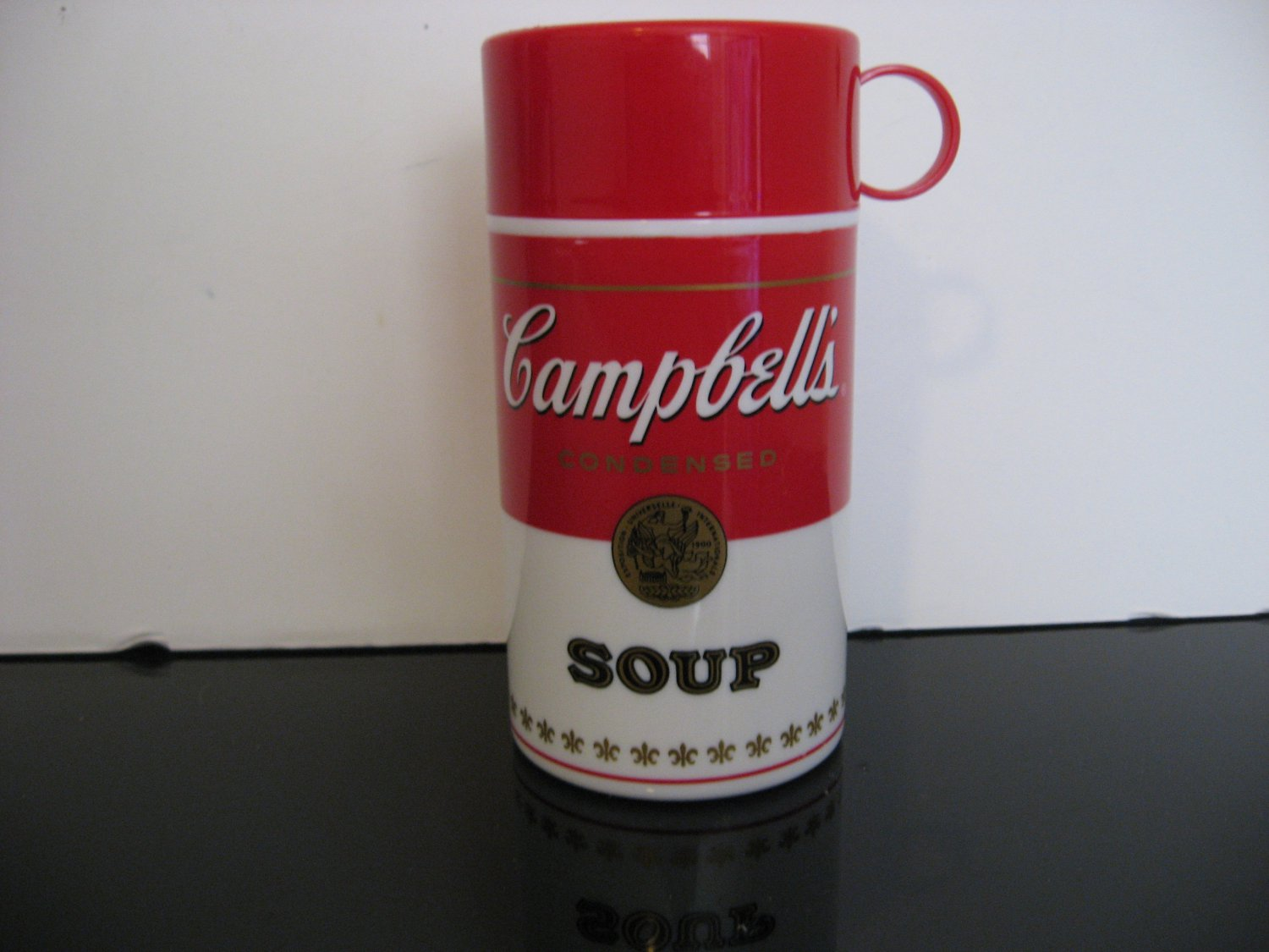 Vintage - Campbell Soup Thermos