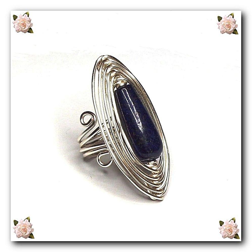 diy pdf Tutorial Wire Wrapping Jewelry Herringbone Ring