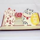 3D Pop Up Handmade Love Cats Card US Seller Love Pop Card
