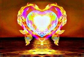 light of the world Jesus sacred heart remake