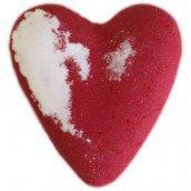 Eve - Red Megafizz Bath Heart Bath Bomb