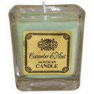 Cucumber & Mint Soybean Candle