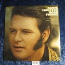 David Houston Good Things - 33 RPM Vinyl LP