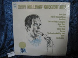 Andy Williams' Greatest Hits - Columbia Stereo 9979 - 33 RPM Vinyl LP