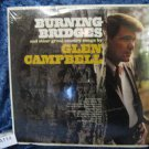 Burning Bridges - Glen Campbell - 33 RPM Vinyl LP