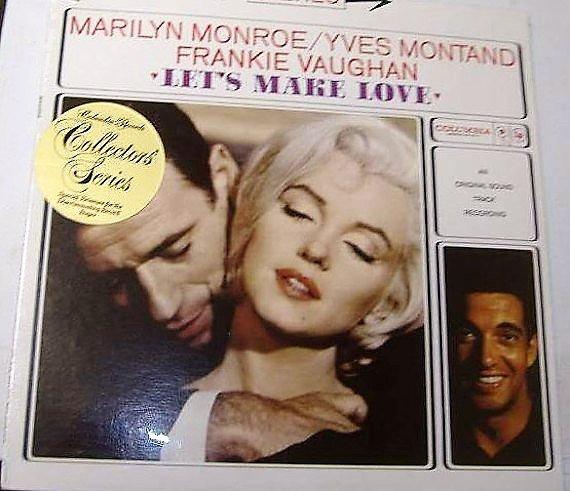 Marilyn Monroe/Yves Montand/Frankie Vaughan - Let's Make Love