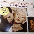 Marilyn Monroe/Yves Montand/Frankie Vaughan - Let's Make Love