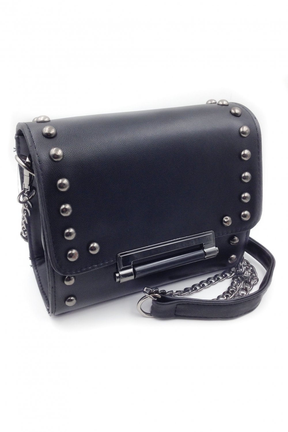 Cute small lady black purse