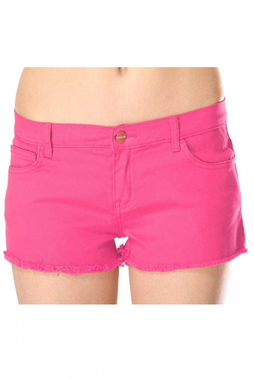 Summer cotton pink shorts