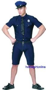The Police Man Costume