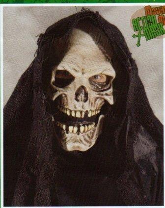 Grim Reaper Halloween Mask
