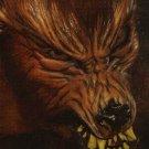 Howl O Ween Action Halloween Mask