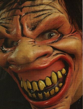 Mischevious Halloween Mask