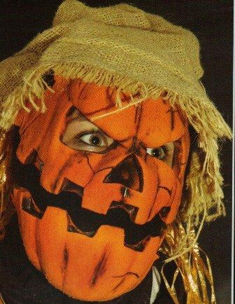Smashing Jack Action Halloween Mask
