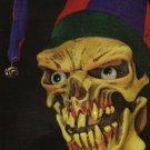 Die Laughing Halloween Mask