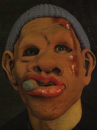 LeRoy Halloween Mask