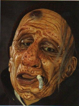 Wino Halloween Mask