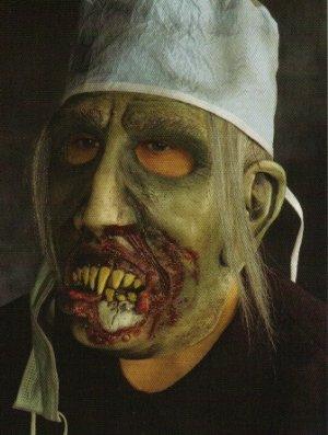 Dr.Death Halloween Mask