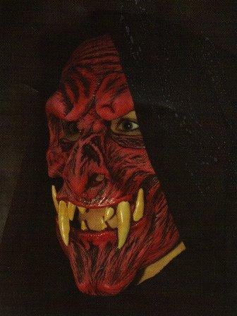 Pinky Bet Halloween Mask