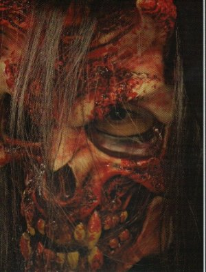 Whispers Halloween Mask