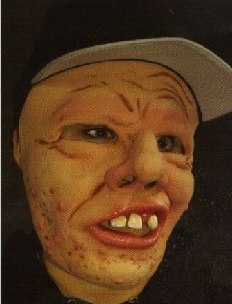 Hills Brother Halloween Mask