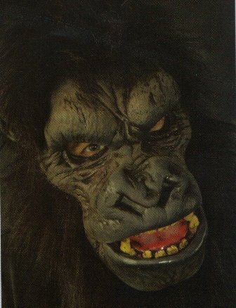 Go-Rilla Halloween Mask
