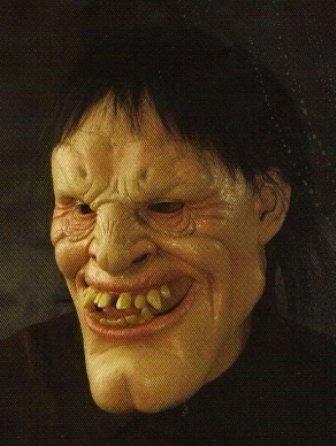 Backwoods Halloween Mask