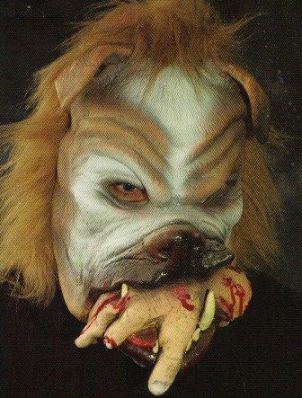 Fetch Halloween Mask
