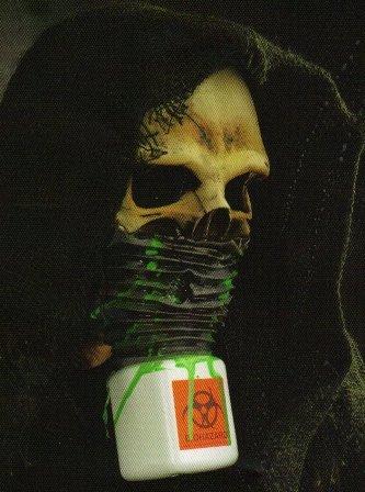 Survivor Halloween Mask
