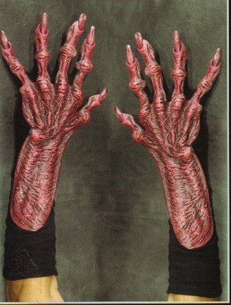 Full Action Devil Gloves