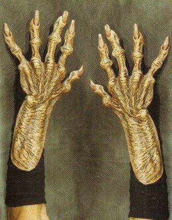 Full Action Monster Gloves
