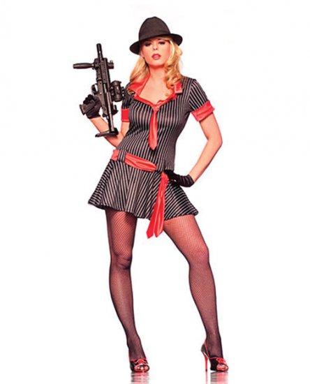 gansta dress halloween costume