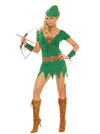 Peter Pan Archer Adult Halloween Costume