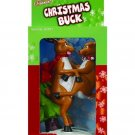 Christmas Buck Ornament -Adult