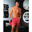 Sexy Satin Heart Boxers with Love coupon book