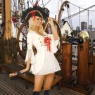 Sexy Pirate Womens Adult Halloween Costume