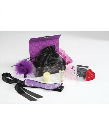 Lover's collection - romantic pleasures kit