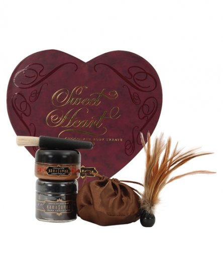 Kama sutra sweet heart box � chocolate