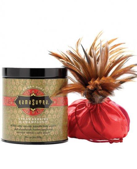 Kama sutra honey dust - 8 oz strawberries & champagne